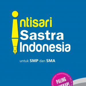buku intisari sastra indonesia