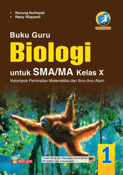 Buku Guru Biologi Sma Ma Kelas X Peminatan K 2013 Revisi