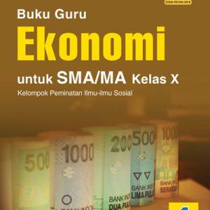 buku guru ekonomi sma/ma kelas x peminatan