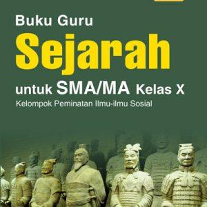 buku guru sejarah sma/ma kelas x peminatan