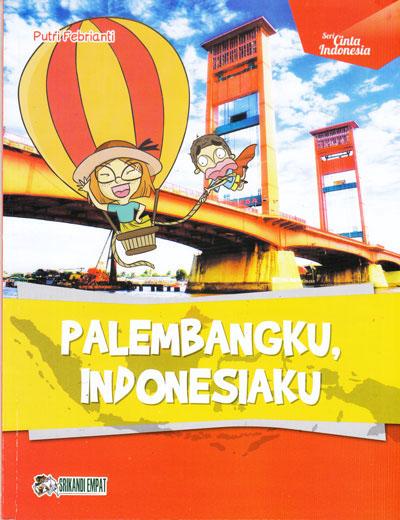 buku palembangku indonesiaku
