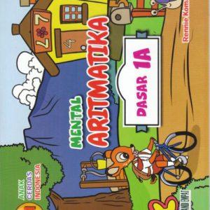 buku mental aritmatika dasar 1a