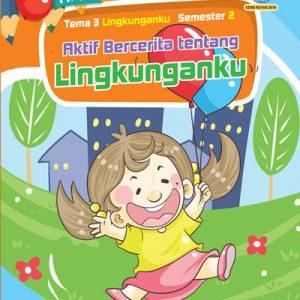Buku Tematik TK B tema 3