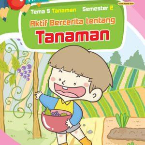 Buku Tematik TK B tema 5