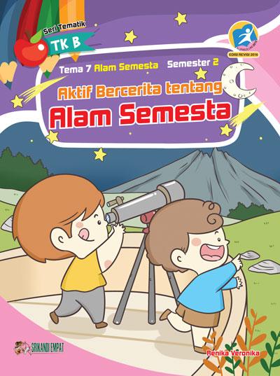 Buku Tematik TK B Tema 7