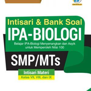 buku intisari dan bank soal ipa biologi smp/mts