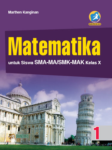 buku matematika sma-ma/smk-mak kelas x wajib