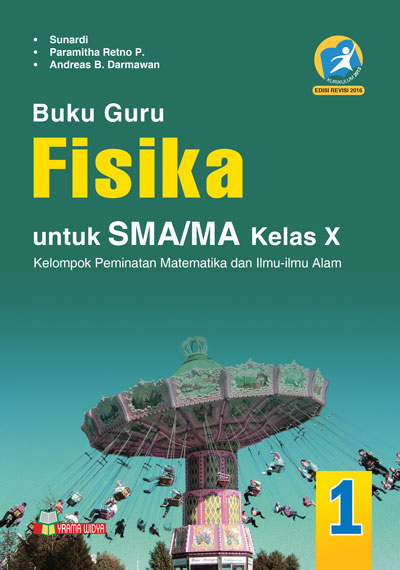 Buku Guru Fisika Sma Ma Kelas X Peminatan Kur 2013 Revisi