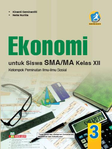 buku ekonomi untuk sma/ma kelas xii peminatan