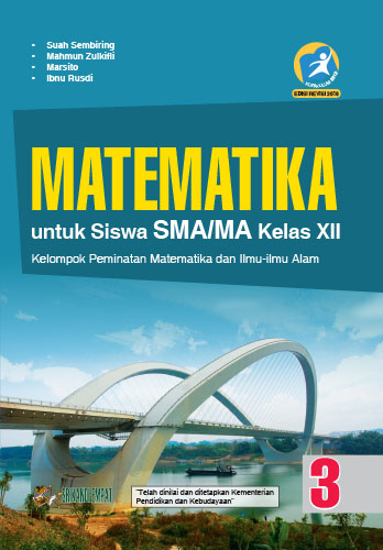 buku matematika sma/ma kelas xii