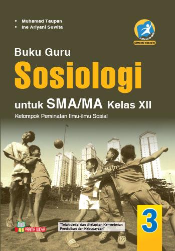 buku guru sosiologi untuk sma/ma kelas xii