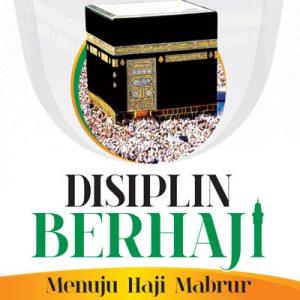 buku disiplin berhaji menuju haji mabrur
