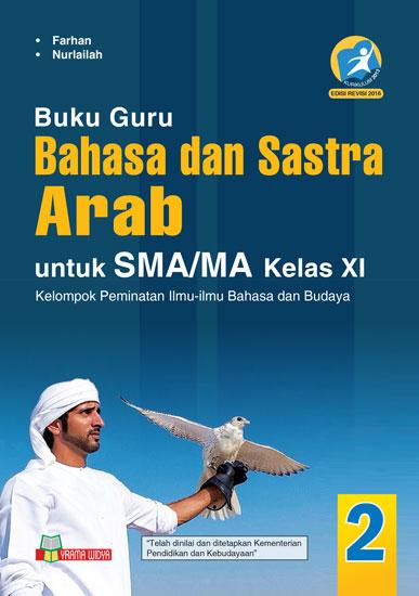 buku guru bahasa dan sastra arab