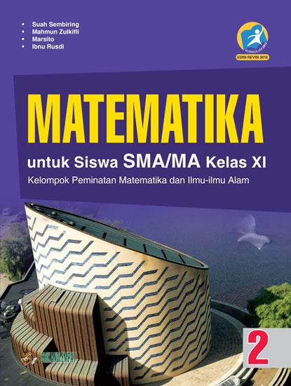 buku matematika sma/ma kelas xi peminatan