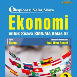 buku eksplorasi nalar siswa ekonomi untuk sma kelas xi