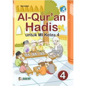 buku al-quran hadis untuk mi