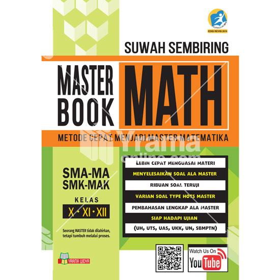 buku master book of math