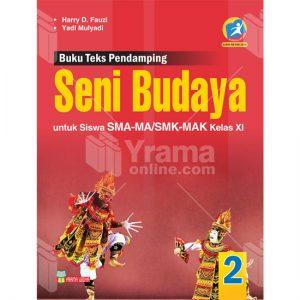 buku seni budaya sma-ma/smk-mak kelas xi