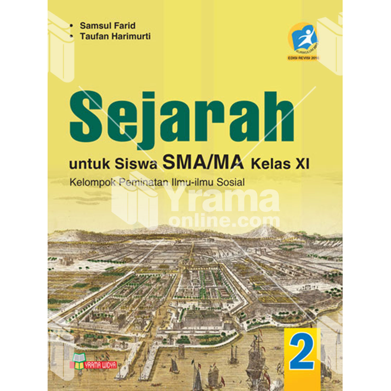buku sejarah sma peminatan kelas xi kurtilas revisi