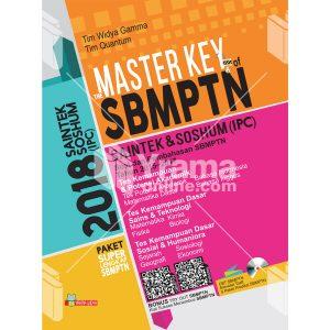 buku master key of sbmptn saintek dan soshum ipc 2018
