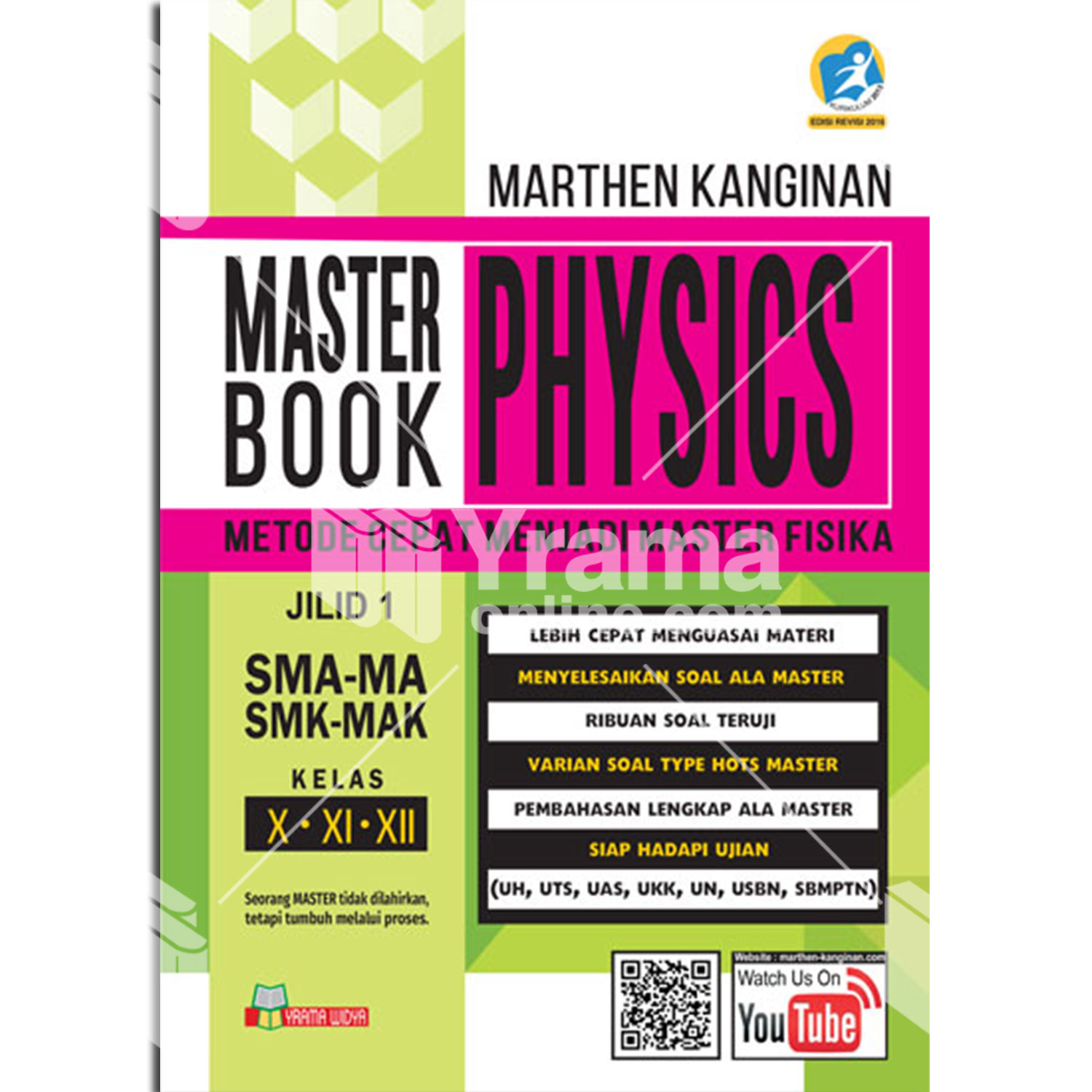 buku master book of physics jilid 1