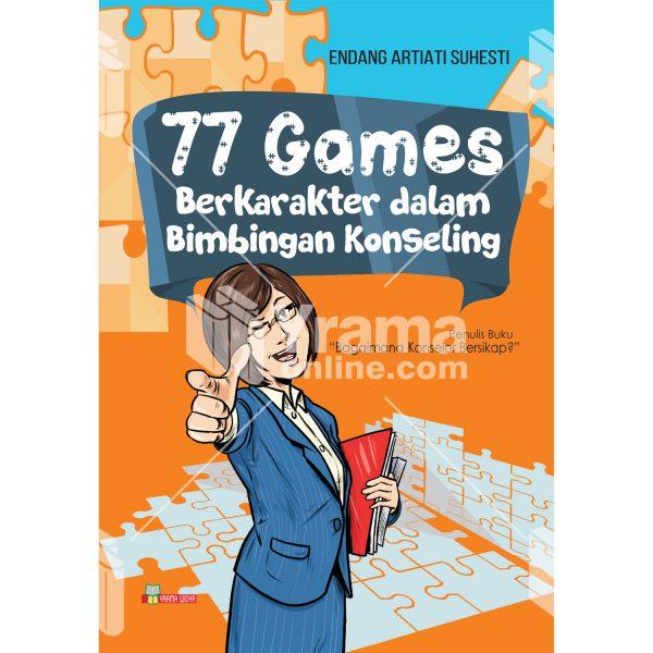 buku 77 games berkarakter dalam bimbingan konseling