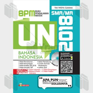 buku pendalaman materi un bahasa indonesia sma-ma 2018