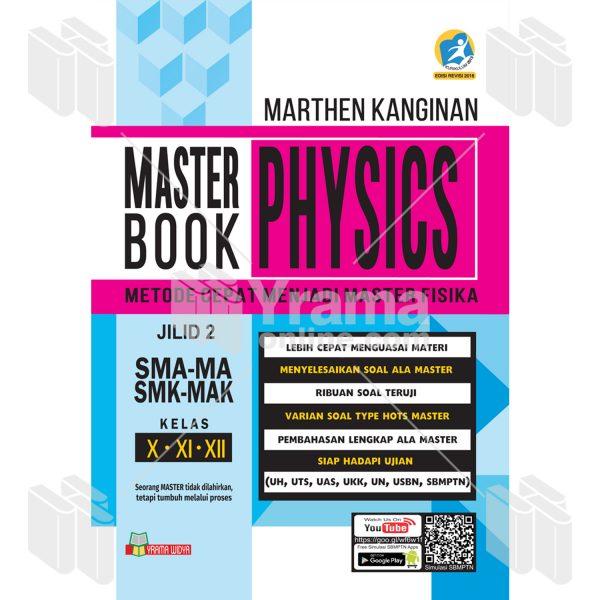 buku master book of physics jilid 2