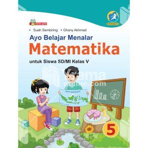 buku ayo belajar menalar matematika sd-mi kelas v