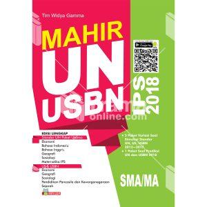 buku mahir ujian nasional dan usbn sma/ma ips 2018