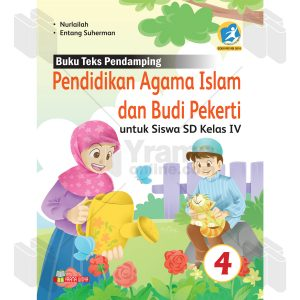 buku pai dan budi pekerti sd kelas 4 kurikulum 2013 revisi