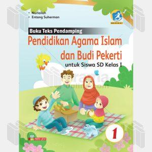 buku pai dan budi pekerti sd kelas 1 kurikulum 2013 revisi