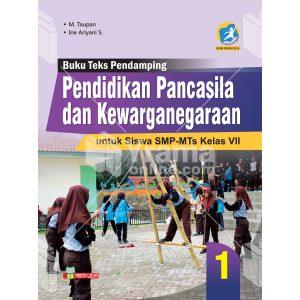 buku ppkn untuk smp-mts kelas vii kurikulum 2013 revisi