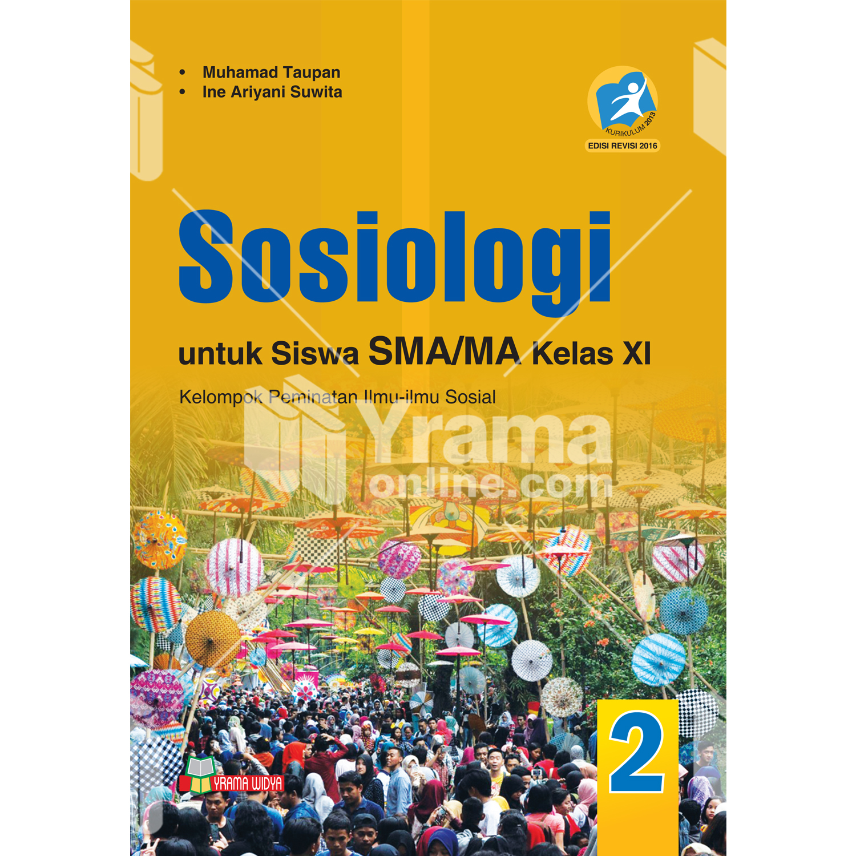 buku sosiologi sma/ma kelas xi peminatan kurikulum 2013 revisi
