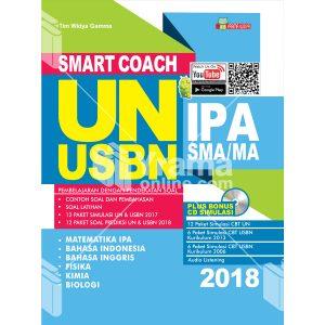 buku smart coach un & usbn ipa sma/ma 2018
