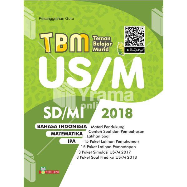 buku teman belajar murid (tbm) us/m sd/mi 2018
