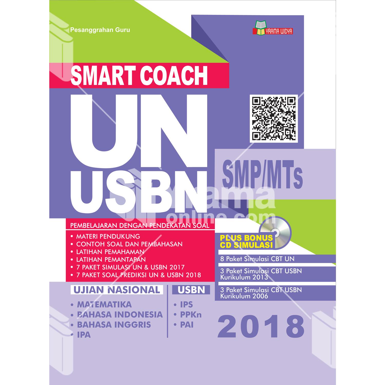 buku smart coach un & usbn smp/mts 2018