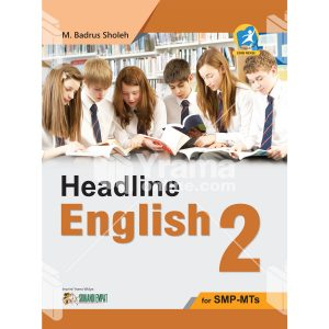 buku headline english 2 for smp