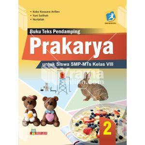 buku prakarya smp-mts kelas viii kurikulum 2013 revisi