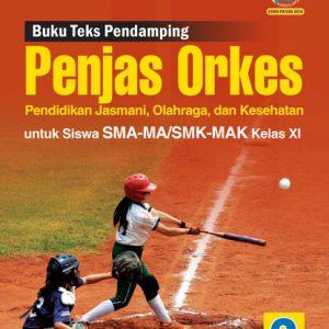 buku penjas orkes sma-ma/smk-mak kelas xi