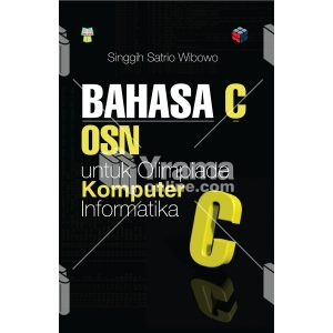 buku bahasa c osn untuk olimpiade komputer informatika
