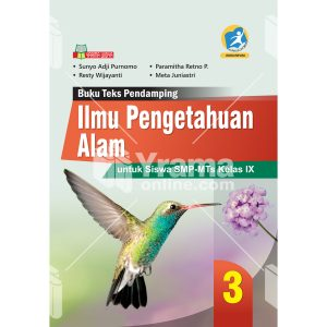 buku ilmu pengetahuan alam smp kelas ix