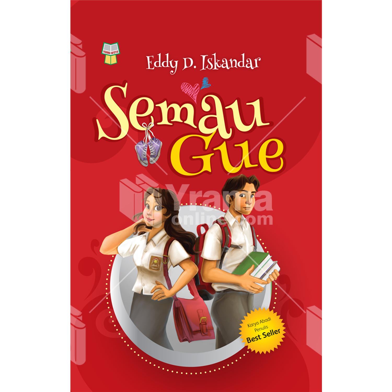 novel semau gue