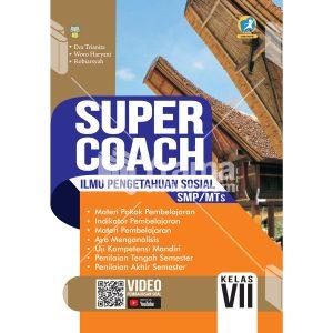 buku super coach ilmu pengetahuan sosial smp/mts kelas vii