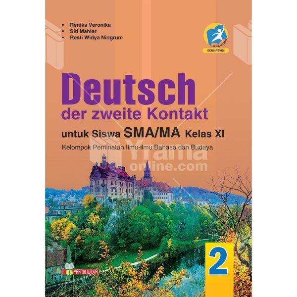 buku deutsch der zweite kontakt sma kelas xi