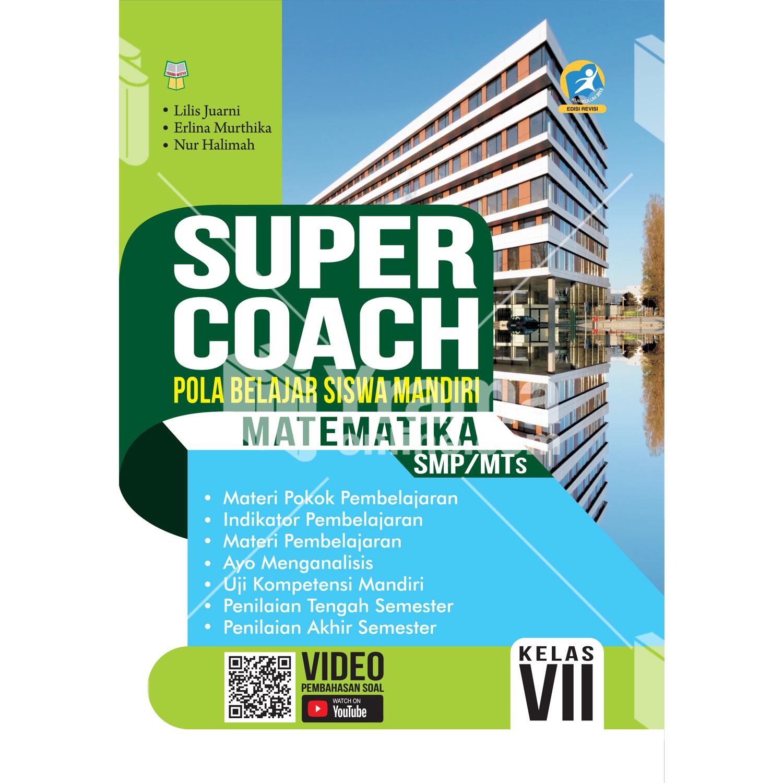 buku super coach matematika smp/mts kelas vii