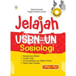 buku jelajah usbn-un sosiologi untuk sma