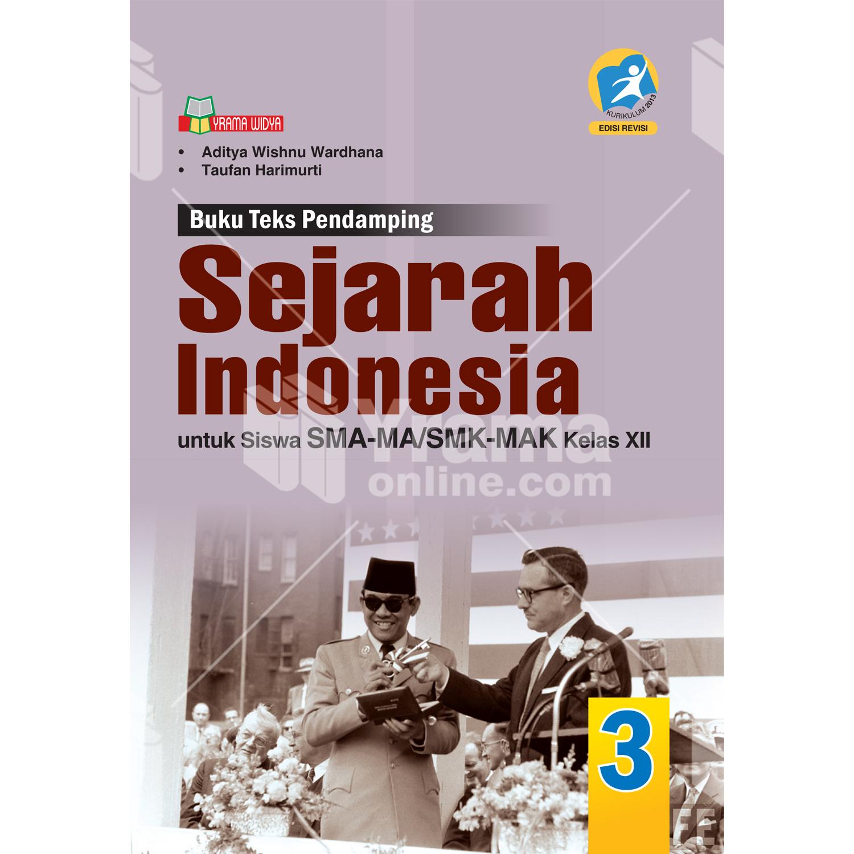 buku sejarah indonesia sma-ma/smk-mak kelas xii