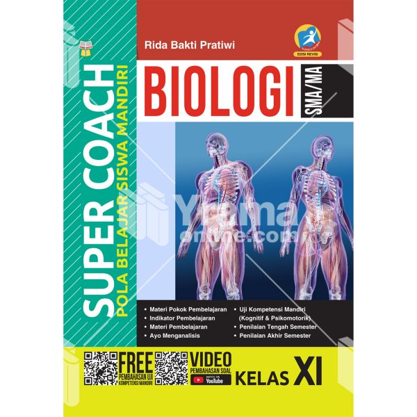 buku super coach biologi sma/ma kelas xi