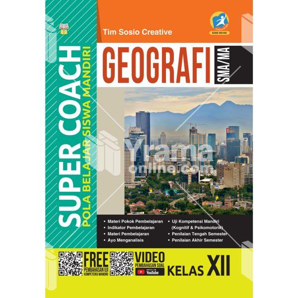 buku super coach geografi sma/ma kelas xii